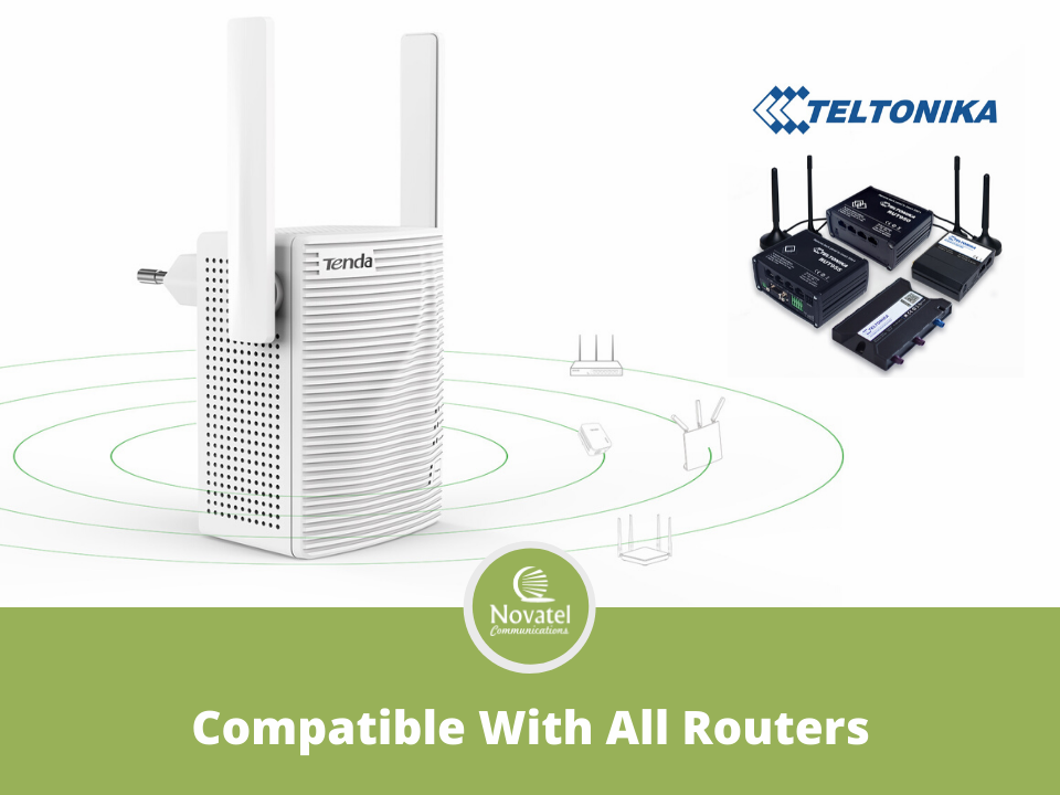 Image Art: A15 is compatible to all routers.