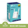TP-Link RE305 Dual-band 1200Gbps Wi-Fi Range Extender
