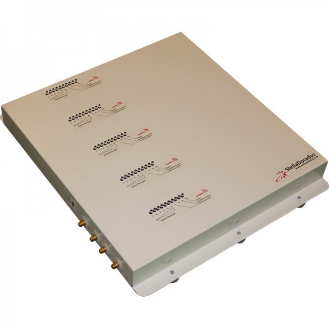 Signal Repeater Kit for Voice/SMS, 4G LTE & 3G Data - RP-LGDWH-4P (800Mhz / 900Mhz / 1800Mhz / 2100Mhz / 2600Mhz)