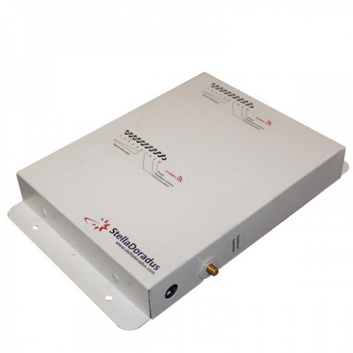 Signal Repeater Kit for Voice/SMS and LTE (1800Mhz) - SD-RP1002-GD
