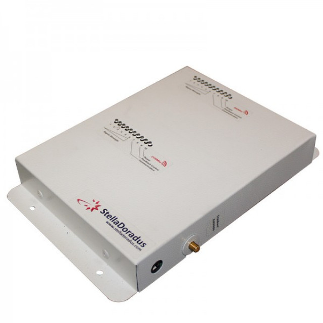 Signal Repeater Kit for Calls/SMS and 4G LTE - SD-RP1002-GD (900MHz/1800Mhz)