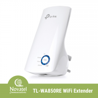 TP-Link TL-WA850RE 300Mbps Compact Wi-Fi Range Extender