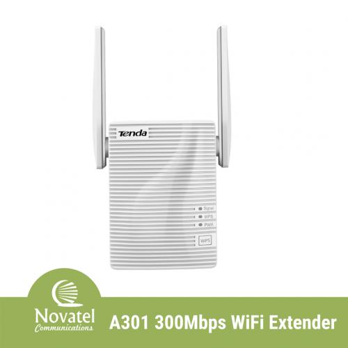 Tenda A301 - N300 Mini WiFi Range Extender