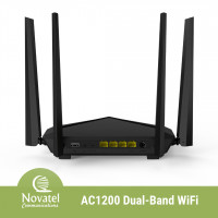 Tenda AC10U - AC1200 Dual-Band WiFi Gigabit Router
