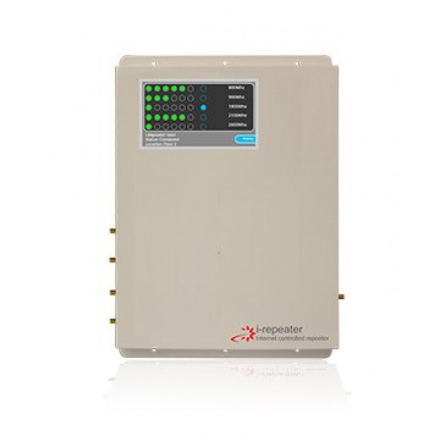 Cloud Controlled Signal Repeater Kit for Voice/SMS, 4G LTE & 3G Data (800Mhz / 900Mhz / 1800Mhz / 2100Mhz / 2600Mhz)