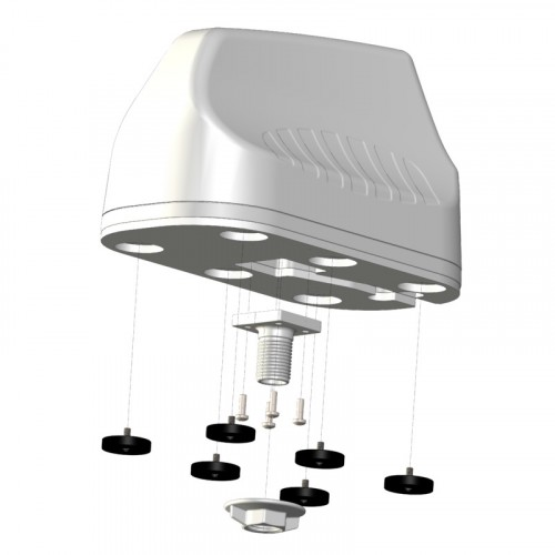 Poynting MIMO-3-V2 Series Omni-directional External MIMO Router Antenna for Vehicles