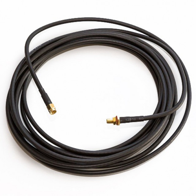 Poynting CAB-093/94 Single HDF195 SMA (Male) to SMA (Female) Cable