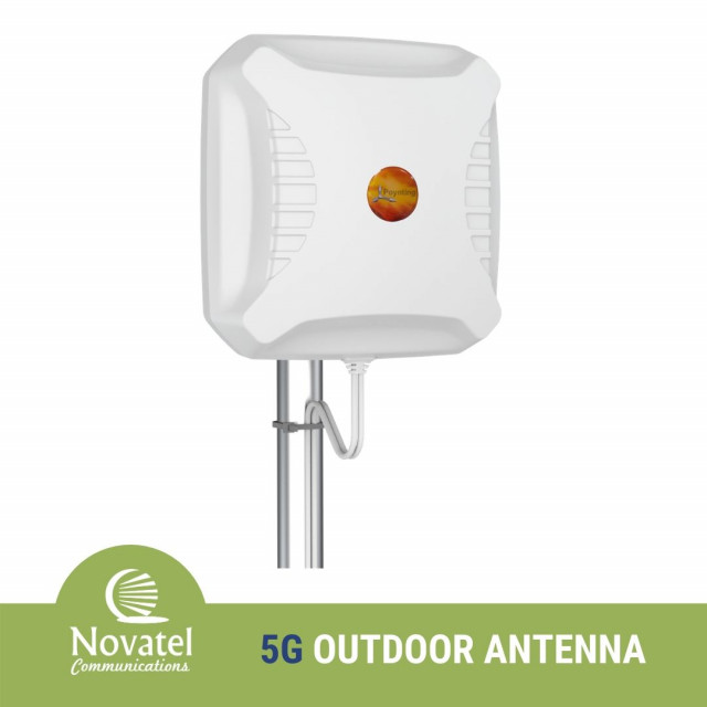 Poynting XPOL-2-5G - 11dBi WiFi/4G/5G Cross Polarised MIMO Outdoor Antenna for Router/Modem