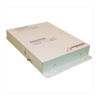 Signal Repeater Kit for Voice, 3G & 4G LTE - SD-BIG-LG Booster for Outdoors (800MHz / 900MHz / 2100MHz)