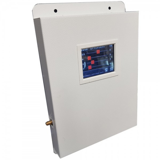 Signal Repeater Kit for Voice/SMS, 4G LTE & 3G Data – SD-LCD-LGDW (800Mhz / 900Mhz / 1800Mhz / 2100Mhz)