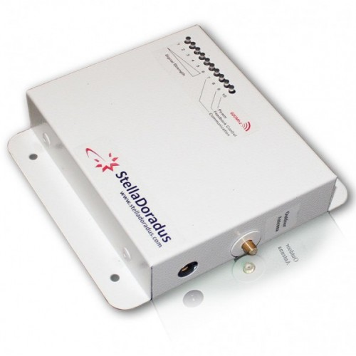 Signal Repeater Kit for Cars/Vehicles -  Boosts Voice/SMS 3G/4G Data (800MHz / 900MHz)