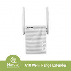 Tenda A18 - Gigabit AC1200 Dual Band WiFi Repeater