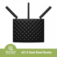 Tenda AC15 - AC1900 Smart Dual-Band Gigabit WiFi Router