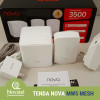 Tenda Nova MW5 Dual-Band WiFi Mesh System with PPPoE & Bridge Mode Feature (Pack of 3)