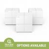 Tenda Nova MW6 Dual-Band WiFi Mesh System with PPPoE & Bridge Mode Feature