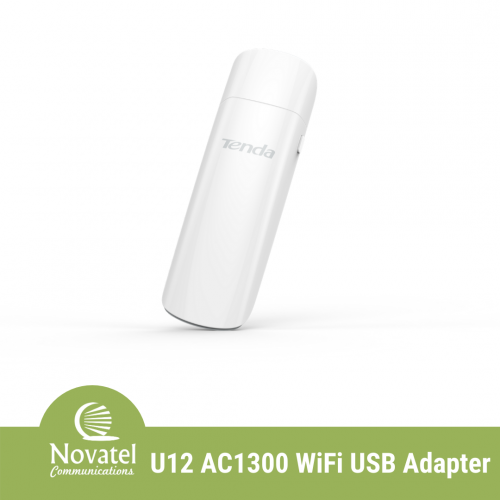Tenda U12 - AC1300 Wireless Dual-Band USB Adapter