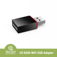 Tenda U3 - 300Mbps Mini Wireless N Adapter