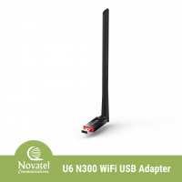 Tenda U6 - Wireless N300 High Gain USB Adapter