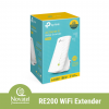 TP-Link RE200 AC750 Dual-band WiFi Range Extender