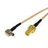 TS9 Male to SMA Female Pigtail Cable for WiFi and LTE Routers